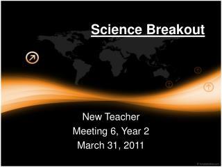 Science Breakout