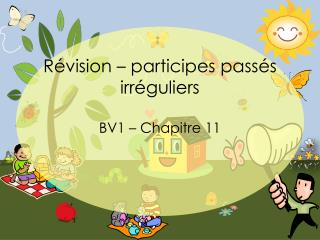 BV1 –  Chapitre  11