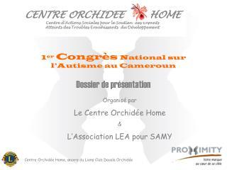1 er Congrès  National sur l'Autisme au Cameroun