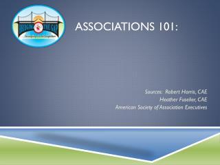Associations 101:
