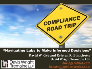 """Navigating Labs to Make Informed Decisions"""