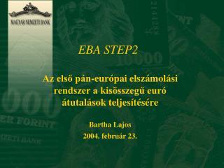 EBA STEP2