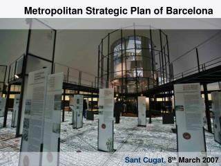 Metropolitan Strategic Plan of Barcelona