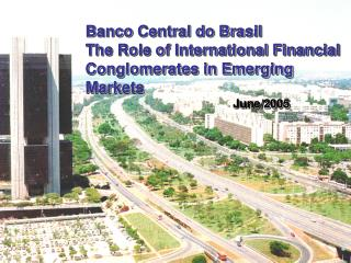 Composition of the Brazilian Financial System – BFS (as % of total assets)
