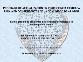 Grupo de Trabajo de Medicina Interna en Insuficiencia Cardiaca