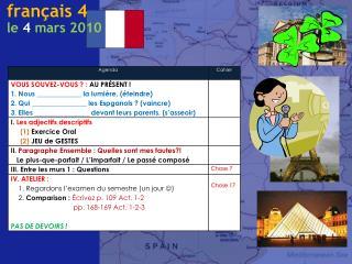 français  4
