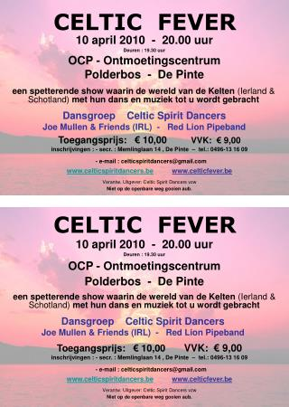 CELTIC  FEVER
