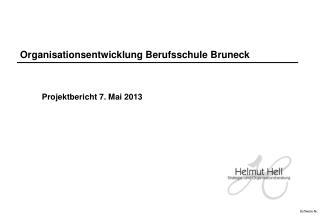 Organisationsentwicklung Berufsschule  Bruneck