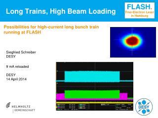 Long Trains, High Beam Loading