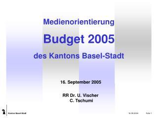 16. September 2005