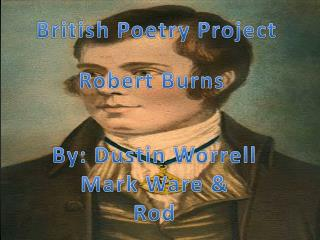 British Poetry Project
