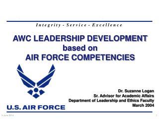 AWC Leadership Development