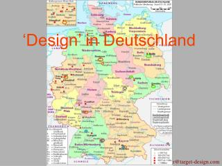 �Design� in Deutschland