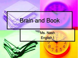 Brain and Book