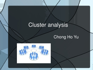 Cluster Analysis