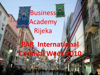 Business  Academy  Rijeka