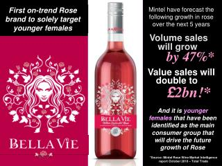 First on-trend Rose brand to solely target younger females