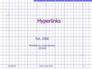 Hyperlinks