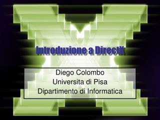 Introduzione a DirectX