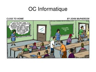 OC Informatique