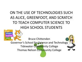 Bruce Chittenden Governor's School for Science and Technology Tidewater Community College