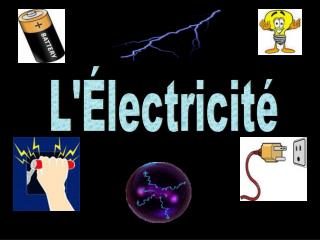 L'Électricité