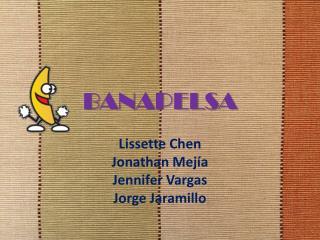 BANAPELSA