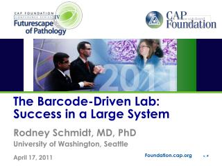The Barcode-Driven Lab: Success in a Large System