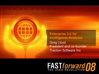 Enterprise 2.0 for Intelligence Analysts
