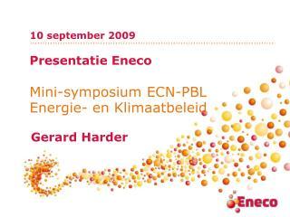 Presentatie Eneco