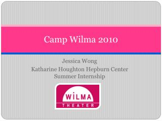Camp Wilma 2010