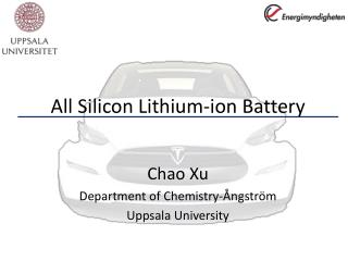 A ll  Silicon Lithium-ion Battery