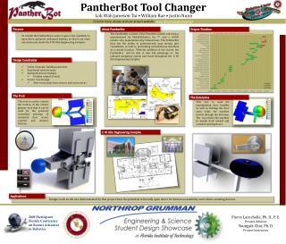PantherBot Tool Changer