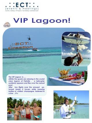 VIP Lagoon!