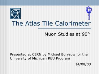 The Atlas Tile Calorimeter