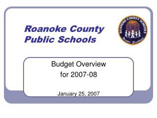 Roanoke County  Public Schools