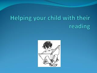 Helping your child with their reading