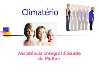 Climatério