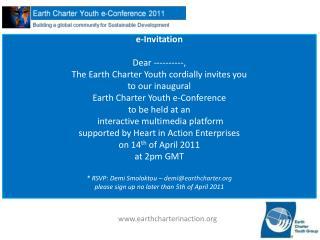 earthcharterinaction