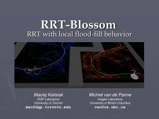 RRT-Blossom