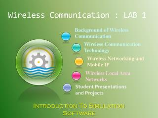 Wireless Communication : LAB 1