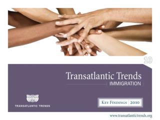 Transatlantic Trends: Immigration Methodology