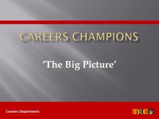 Careers Champions