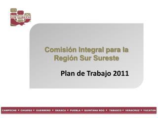 Comisión Integral para la Región Sur Sureste