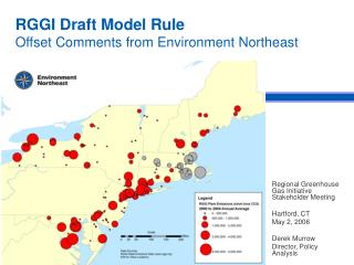 RGGI Draft Model Rule Offset Comments from Environment Northeast