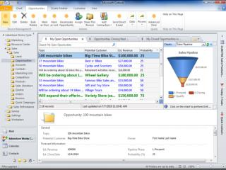 Rich forms  & views Preview panes Multi-tenant  aware Enhanced performance  &  synchronization