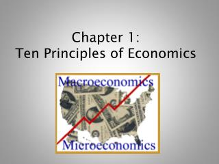 Chapter 1: Ten Principles of Economics