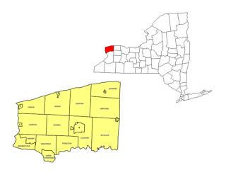 Background of Niagara County
