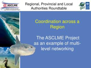 Regional, Provincial and Local Authorities Roundtable