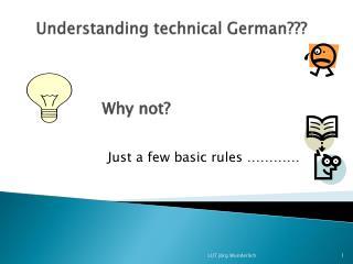 Understanding technical German ???
